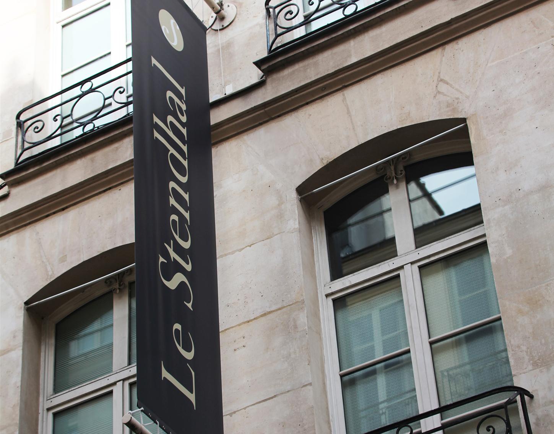 Décoration Hotel Le Stendhal 001