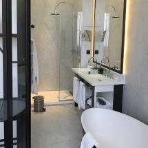 Décoration Salle de bain Hôtel du Ministère