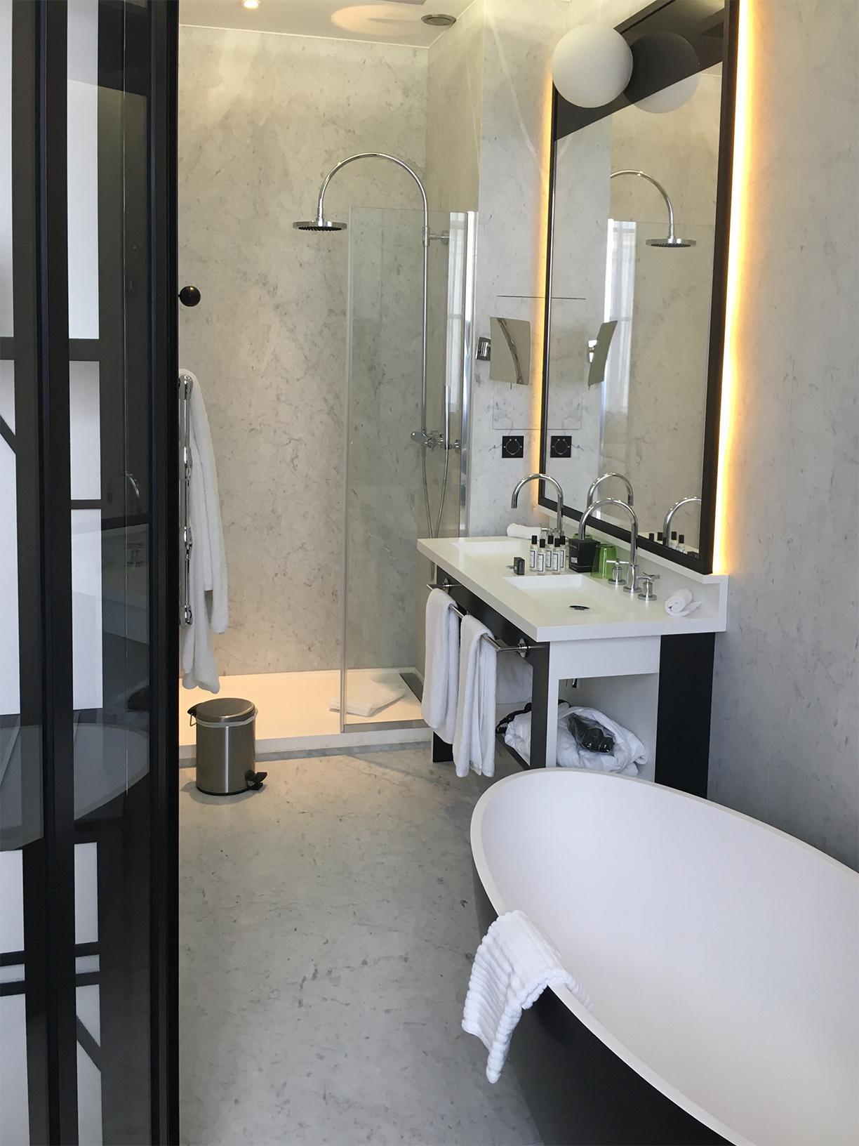 Salle De Bains France ~ salle de bain h tel du minist re ates france