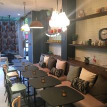 Rénovation restaurant Ibis Styles-gare de l'Estv